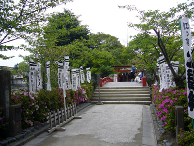 Hachimangu little bridge