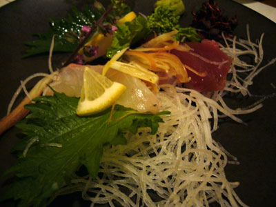 Sashimi - 3 pieces each