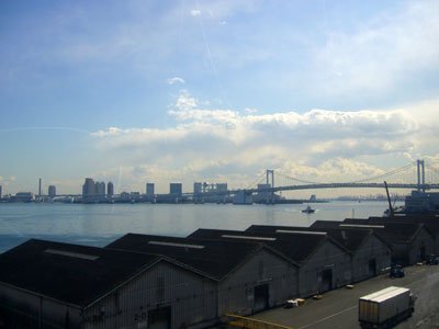 view from yurikamome